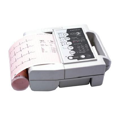Электрокардиограф многоканальный с автоматическим режимом переносной ЭК12Т модель АЛЬТОН-03