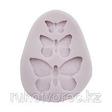 """Молд силиконовый """"Бабочки"""",Cernit"""