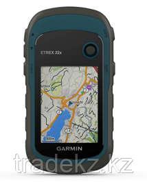 """GPS навигатор Garmin eTrex 32x (010-02257-01), цветной дисплей 2,2"""", картография, компас, высотомер"""