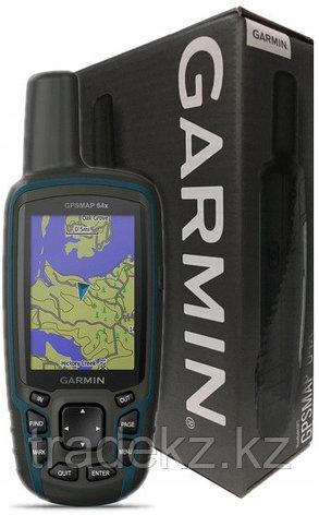 """GPS навигатор GPSMAP 64x (010-02258-01) цветной дисплей 2,6"""", картография, фото 2"""