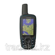 """GPS навигатор GPSMAP 64sx (010-02258-11) цветной дисплей 2,6"""", карты, компас, высотомер, смарт нотификациия"""