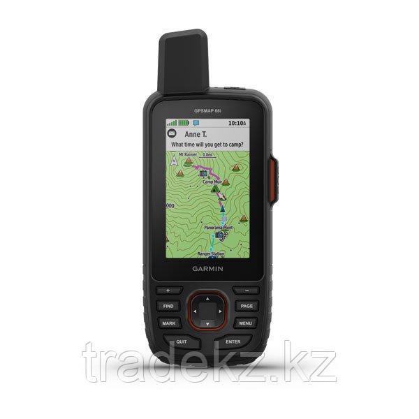 GPS навигатор Garmin GPSMAP 66i (010-02088-02), функционал InReach, дисплей 3, компас, WiFi