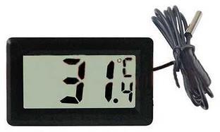 Термометр 70-0501 электронный REXANT с дистанционным датчиком измерения температуры