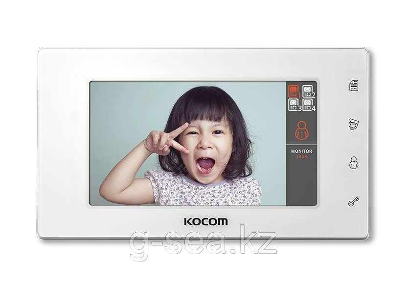 Монитор видеодомофона KCV-544 KOCOM