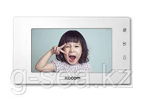 Монитор видеодомофона KCV-504 KOCOM