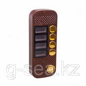 Вызывная панель видеодомофона JSB-V084КТМ с козырьком
