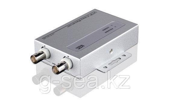 Комплект для передачи видеосигнала по симметричной линии  UTP101ART