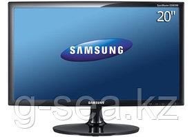 Монитор  20  Samsung SM S20B300B Glossy Black 5ms DVI LED