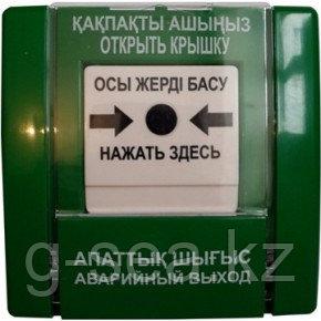 Скиф  Аварийный выход  извещатель ручной