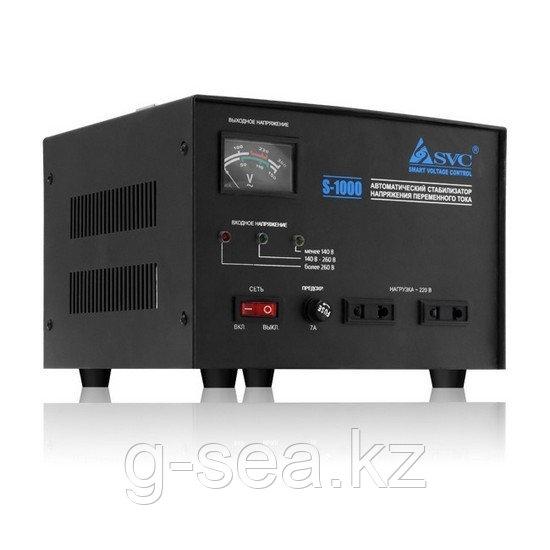 Стабилизатор (AVR), SVC, S-1000(800Вт)