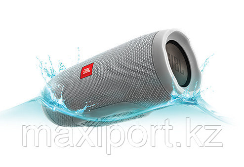 Jbl charge 3 silver