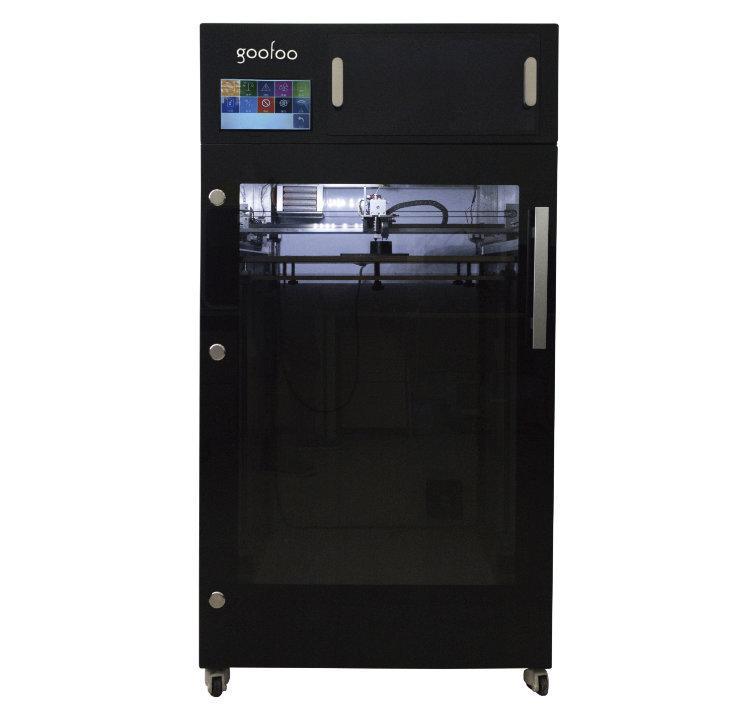 Принтер 3D GOOFOO MAX