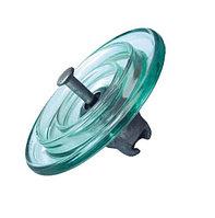 Изолятор стеклянный линейный подвесной ПС-70Е