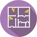 Интерактивные планы помещений и территорий TRASSIR Plans