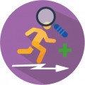 Поиск в архиве по заданным параметрам TRASSIR ActiveSearch+ (SIMT в комплекте)