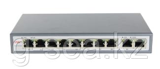 Коммутатор PoE GbE 8-портовый ONV POE33108P 10-Port gigabit PoE switch. 8 PoE ports, gigabit + 1 Et