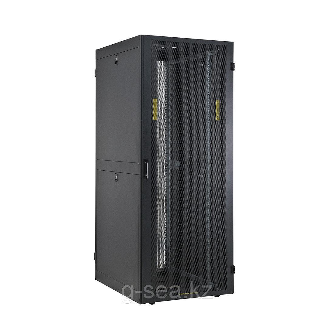 Шкаф серверный, Ship, VE серия, 19  42U, 800*1000*2000mm, чёрный