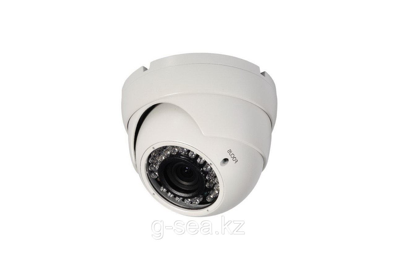 Купольная видеокамера 1Mp Safer SF-CVI61B-ICR-P1