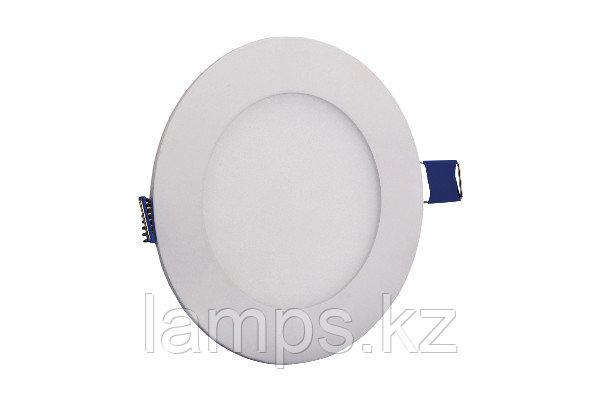 Светодиодная встраиваемая панель круглая LENA-RX/18W/SMD/6000K/Φ205MM/CBOX