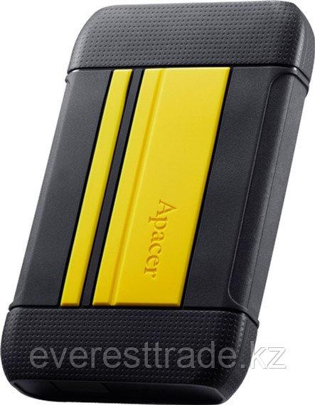Жесткий диск 1Тб Apacer AC633 USB 3.1  черно-желтый
