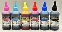 Универсальные чернила Epson, InkProff Ultra 100 мл, набор из 6 штук