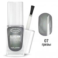 Сияющий лак для ногтей ESTRADE  ILLUSION nail polish тон 07