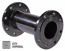 Патрубок фланцевый L= 1500 мм ПФ 100