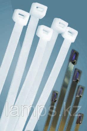 Пластиковый хомут 3.6*250/WHT, фото 2