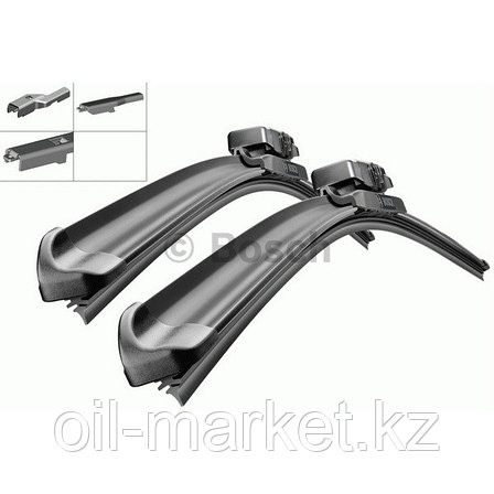 BOSCH Комплект стеклоочистителей Aerotwin 650/380mm (AM 466 S) Opel Corsa D all 06>, фото 2