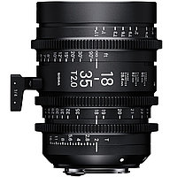 Объектив SIGMA   18-35MM T2 F        (METRIC)