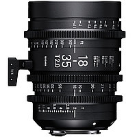 Объектив SIGMA   18-35MM T2 FL F   (METRIC) Fully Luminous- Просветлённый
