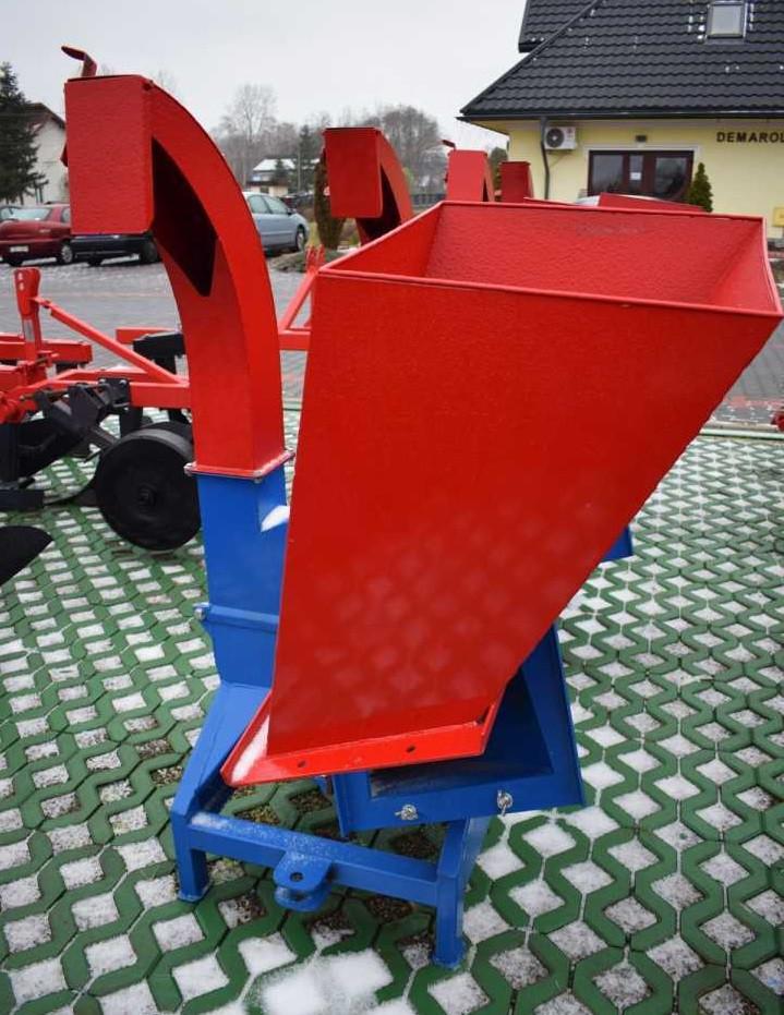 Измельчитель веток (веткодробилка) дисковая типа R-13 Demarol