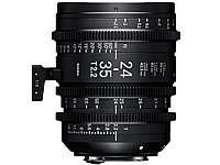 Объектив SIGMA   24-35MM T2.2 FF FL F      (METRIC) Fully Luminous- Просветлённый
