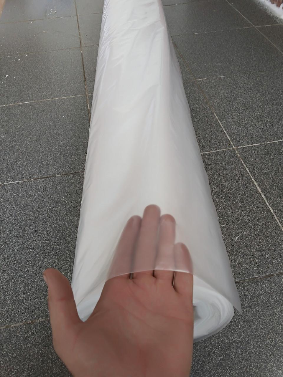 Плёнка полиэтиленовая из первичного сырья (высший сорт) - фото 2