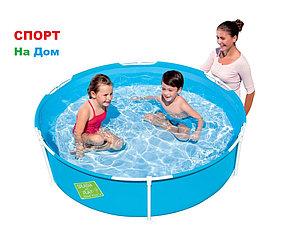 Детский каркасный бассейн Bestway 56283 (Габариты: 152*38 см, 580 литра)