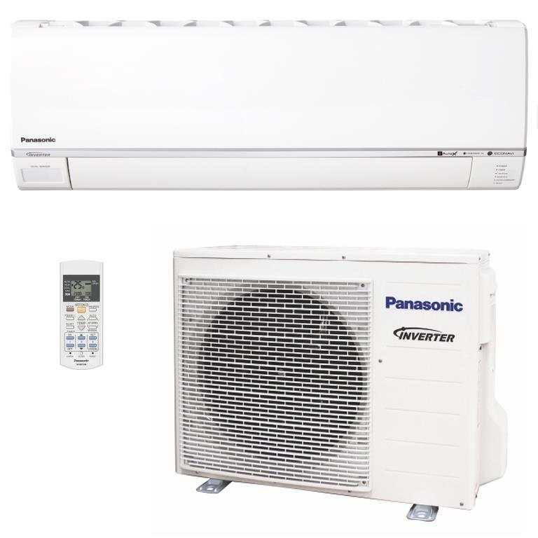 Кондиционер Panasonic: CS-E24RKDW/CU-E24RKD серия Deluxe Inverter