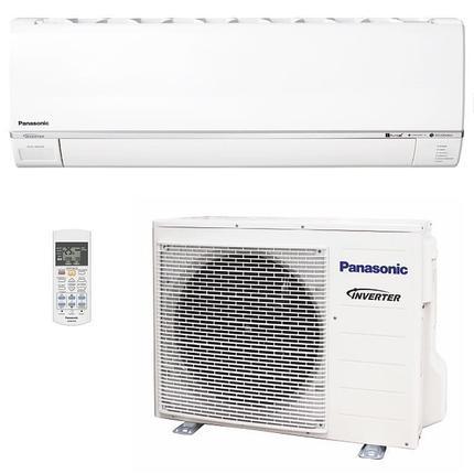 Кондиционер Panasonic: CS-E24RKDW/CU-E24RKD серия Deluxe Inverter, фото 2