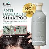 Шампунь против перхоти La'dor Anti-Dandruff Shampoo, фото 4