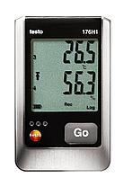 Testo Testo 176 H1 4-канальный логгер данных температуры и влажности 0572 1765