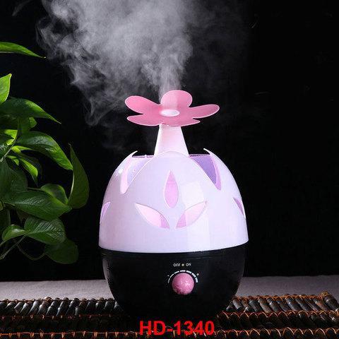 Увлажнитель воздуха с подсветкой Air Humidifier HD-1339/HD-1340 {3л} (HD-1340)