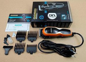 Машинка для стрижки волос проводная GEMEI PROFESSIONAL HAIR CLIPPER GM 817, фото 3