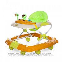 Baby Care Ходунки Cosmo 2 в 1, Горчичный (Mustard), фото 2