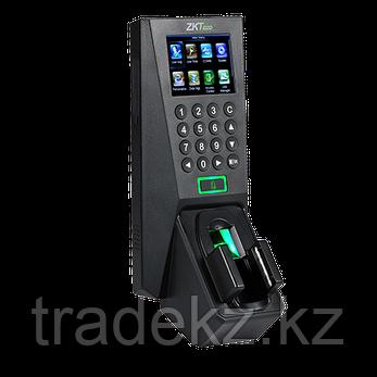 Мультибиометрический терминал контроля доступа ZKTeco FV18, фото 2