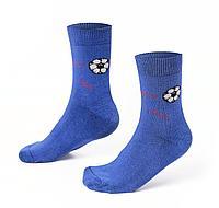 Носки подростковые, синие,