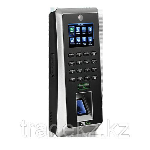 Биометрический терминал контроля доступа ZKTeco F21