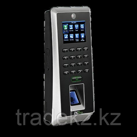 Биометрический терминал контроля доступа ZKTeco F21, фото 2