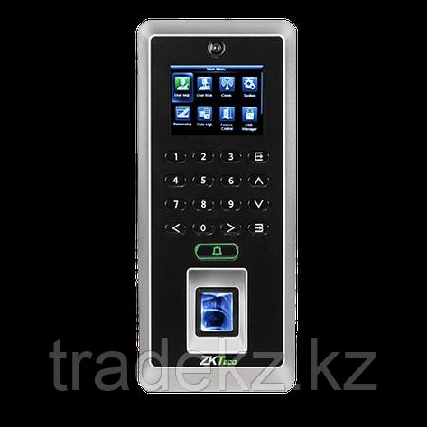 Биометрический терминал контроля доступа ZKTeco F21 MF, фото 2