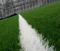 Искусственный газон Белая разметка