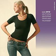 Женская футболка Luna (микрофибра)