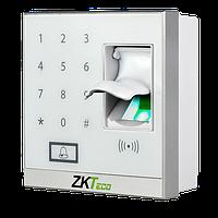 Биометрический терминал контроля доступа ZKTeco X8-BT